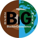Black in Geoscience logo