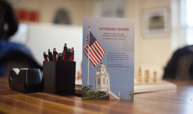 Bridgewater State University Veteran's Center